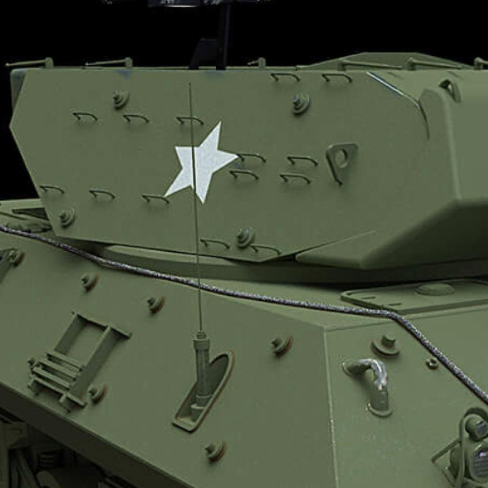 M10 tank
